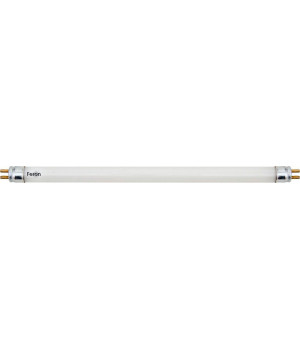 Лампа люминесцентная двухцокольная, 20W  T4 G5 6400K, EST13