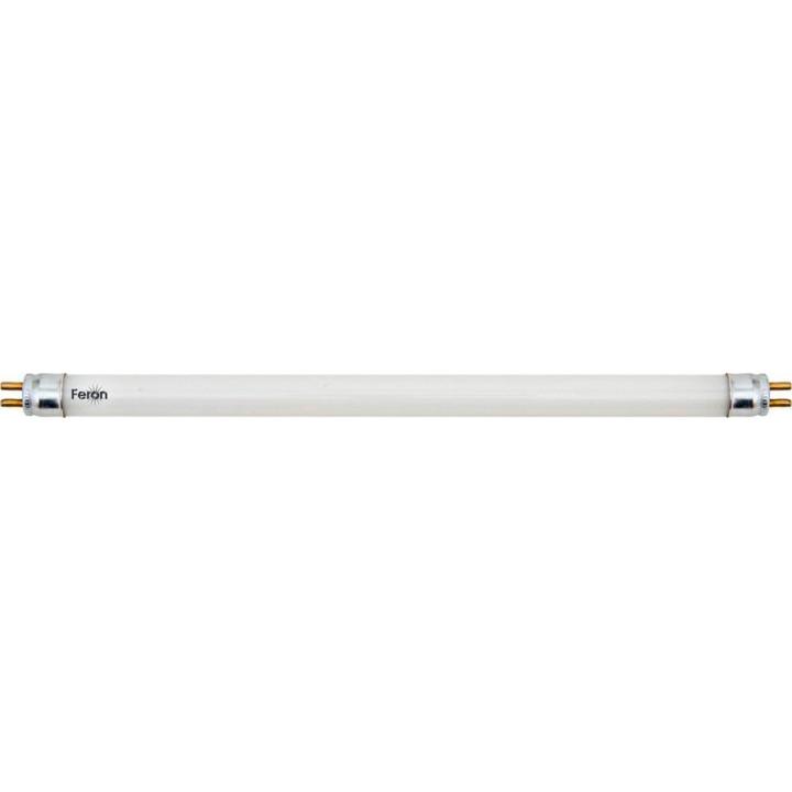 Лампа люминесцентная двухцокольная, 30W  T4 G5 6400K, EST13