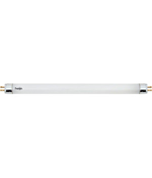 Лампа люминесцентная двухцокольная, 6W  T5 G5 6400K, EST14