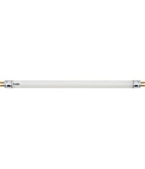 Лампа люминесцентная двухцокольная, 24W  T4 G5 6400K, EST13