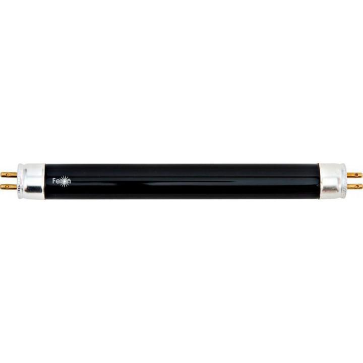 Лампа люминесцентная двухцокольная с черной колбой, 18W  T8 G13, FLU10