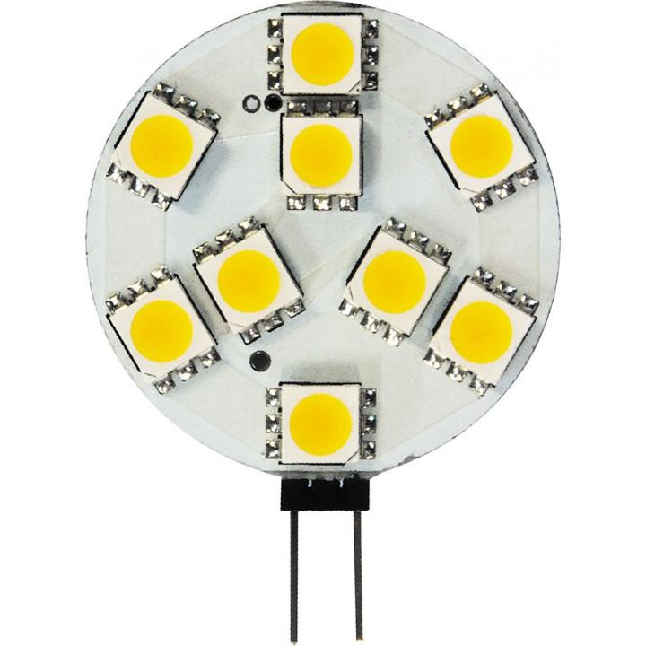 Лампа светодиодная, (3W) 12V G4 4000K, LB-16
