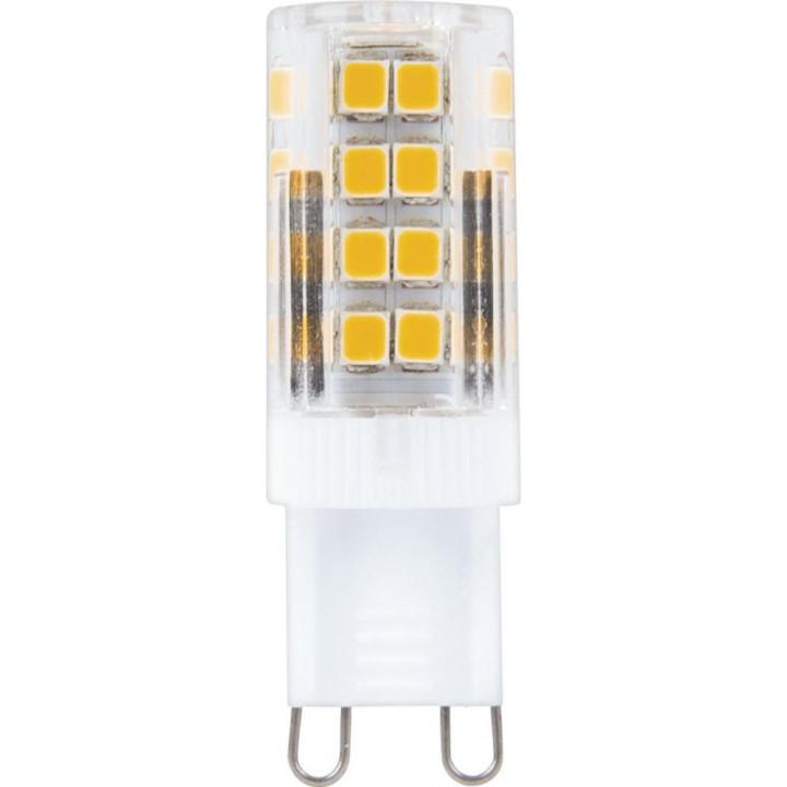 Лампа светодиодная, (5W) 230V G9 4000K, LB-432